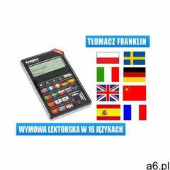 Tłumacz Mówiący (16-języczny) Franklin Explorer., 08479399975 - ogłoszenia A6.pl