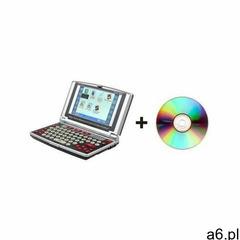 Mówiący Tłumacz EP-800 Ang.-Pol.-Ang. + Gratis (słownik/kurs językowy na CD - 5 milionów haseł!) - ogłoszenia A6.pl