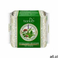 TianDe Wkładki higieniczne Nefrytowa świeżość na bazie ziół 20szt. 61914 (6921336330781) - ogłoszenia A6.pl