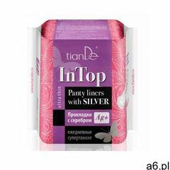 TianDe Wkładki higieniczne ze srebrem na co dzień ultracienkie 65512 - ogłoszenia A6.pl