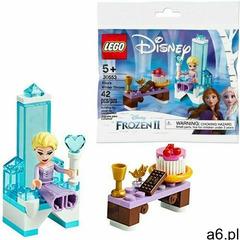 LEGO Klocki Disney Princess Zimowy tron Elsy 30553 + PREZENT do zakupów za min.30 zł. - ogłoszenia A6.pl