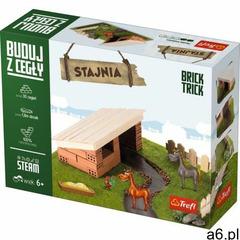 Trefl Brick Trick Stajnia S - DARMOWA DOSTAWA OD 199 ZŁ!!! - ogłoszenia A6.pl