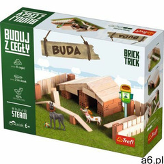 Trefl Brick Trick Buda S - DARMOWA DOSTAWA OD 199 ZŁ!!! - ogłoszenia A6.pl