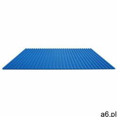 10714 NIEBIESKA PŁYTKA KONSTRUKCYJNA (Blue Baseplate) KLOCKI LEGO CLASSIC - ogłoszenia A6.pl
