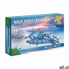 Alexander MAŁY KONSTRUKTOR Myśliwiec 1111 - ogłoszenia A6.pl