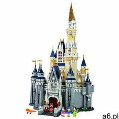 Lego DISNEY Disney zamek 71040 - ogłoszenia A6.pl