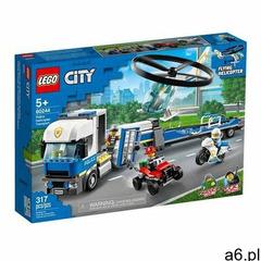 60244 LAWETA HELIKOPTERA POLICYJNEGO (Police Helicopter Transport) KLOCKI LEGO CITY - ogłoszenia A6.pl