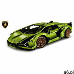 Klocki LEGO Technic - Lamborghini Sián FKP 37 42115 - ogłoszenia A6.pl