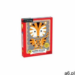 Puzzle Sticks: Geometric Animals/Skládačka: Zvířata (24 dílků) neuveden, 9780735347533 - ogłoszenia A6.pl