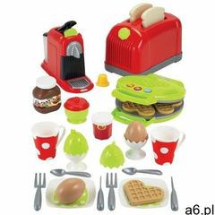 Smoby 100% chef - zestaw śniadaniowy (3280250026471) - ogłoszenia A6.pl