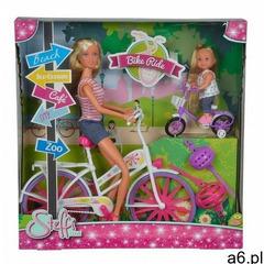 Lalka STEFFI Przejażdżka na rowerze - ogłoszenia A6.pl