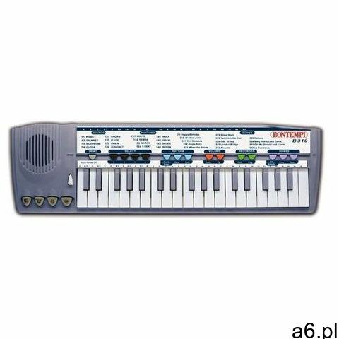 Organy elektroniczne 37 klawiszy wersja mini marki Bontempi - 1