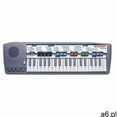 Organy elektroniczne 37 klawiszy wersja mini marki Bontempi - ogłoszenia A6.pl