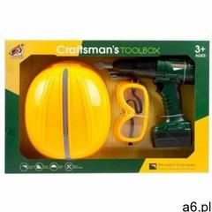 Zestaw narzędzi + kask (5903246451481) - ogłoszenia A6.pl