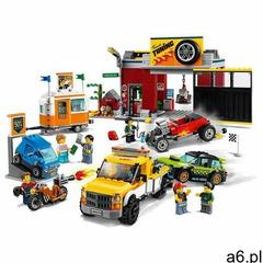 LEGO zestaw City 60258 Warsztat tuningowy, 60258 - ogłoszenia A6.pl