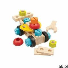 Zestaw konstrukcyjny 40 części marki Plan toys - ogłoszenia A6.pl