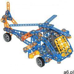"""Zestaw """"wynalazca"""" - helikopter nr2 - 232 elementów marki Wader qt - ogłoszenia A6.pl"""