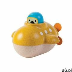 Plan Toys, Łódź podwodna, zabawka do kąpieli (8854740056696) - ogłoszenia A6.pl