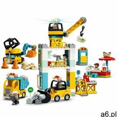 Lego duplo® town 10933 konstrukcja z dźwigiem wieżowym - ogłoszenia A6.pl