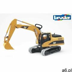 BRUDER Koparka czerpakowa CAT 02438, BR02438 - ogłoszenia A6.pl