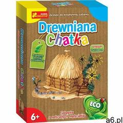 Drewniana chatka - marki Ranok-creative - ogłoszenia A6.pl