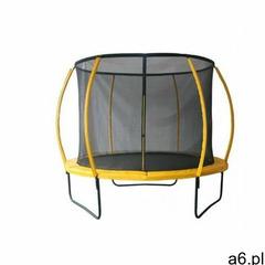 Tesoro Trampolina ogrodowa 312cm/10ft siatka/drabinka (6052340240985) - ogłoszenia A6.pl