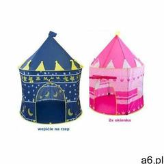 Zamek / Namiot do Zabawy (w 2 kolorach do wyboru)., 590777341544100 - ogłoszenia A6.pl