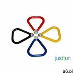 Obręcze trójkątne bez łańcuchów marki Just fun - ogłoszenia A6.pl