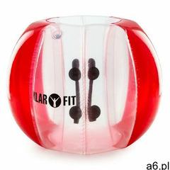 Klarfit bubball ar bubble ball kula dmuchana do piłki nożnej dla dorosłych czerw - ogłoszenia A6.pl
