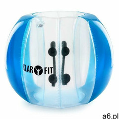 bubball ab bubble ball kula dmuchana do piłki nożnej dla dorosłych niebi marki Klarfit - ogłoszenia A6.pl