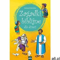 Zagadki biblijne dla dzieci - ogłoszenia A6.pl