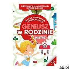 Baturo iwona Geniusz w rodzinie. mistrz - ogłoszenia A6.pl