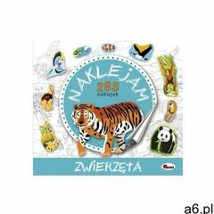 Naklejam - zwierzęta marki Praca zbiorowa - ogłoszenia A6.pl