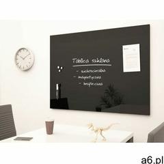tablica szklana magnetyczna czarna 150x100cm - ogłoszenia A6.pl