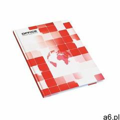 Brulion , a4, w kratkę, 96 kart., 55gsm marki Office products - ogłoszenia A6.pl