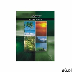 Zeszyt kartka A5 96 kartek,losowy wzór okładki - X06080, NB-2327 - ogłoszenia A6.pl