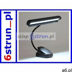 Lampka led do pulpitu na pulpit nut baterie i 220v marki 6strun.pl - ogłoszenia A6.pl