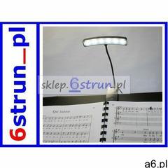 LAMPKA LED NA PULPIT NUT STATYW DO CZYTANIA -DOTYK - ogłoszenia A6.pl