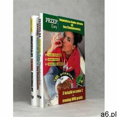 K.e. liber Ewa chodakowska - pakiet 3 książek + dvd - ewa chodakowska - książka - ogłoszenia A6.pl