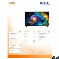 LED NEC E657Q - ogłoszenia A6.pl