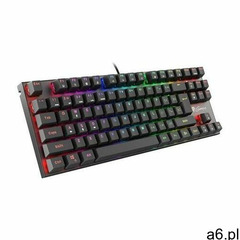 Genesis Thor 300 TKL RGB Outemu Red (5901969425680) - ogłoszenia A6.pl