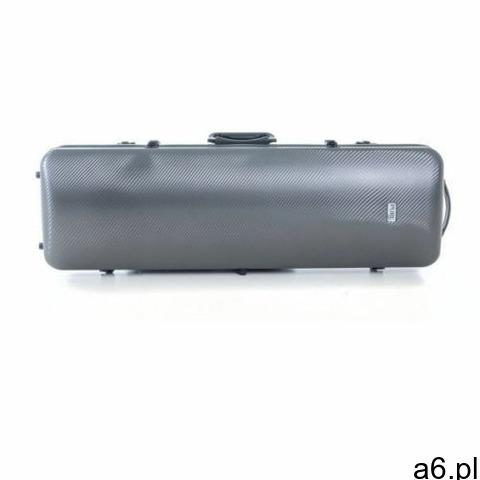 GEWA (PS350186) Futerał skrzypcowy Polycarbonat 2.4 szary - rozmiar 4/4 - 1
