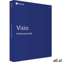 Microsoft Visio Professional 2016 32/64Bit PL/Szybka wysyłka/F-VAT 23% - ogłoszenia A6.pl