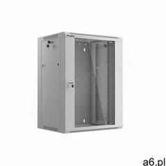 LANBERG Szafa serwerowa wisząca 19cali 15U 570X450 szara - ogłoszenia A6.pl