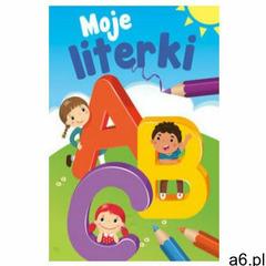 Mały uczeń. Moje literki (9788379158065) - ogłoszenia A6.pl