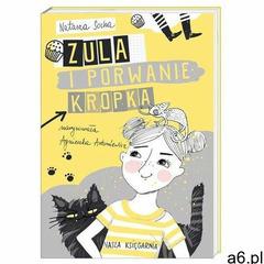 Zula i porwanie Kropka - Natasza Socha (192 str.) - ogłoszenia A6.pl