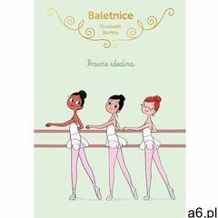 Baletnice. prawie idealna - elisabeth barféty, Elisabeth Barféty - ogłoszenia A6.pl