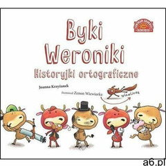 Byki weroniki - joanna krzyżanek (176 str.) - ogłoszenia A6.pl