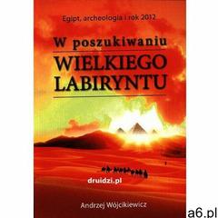 W poszukiwaniu Wielkiego Labiryntu, Wójcikiewicz Andrzej - ogłoszenia A6.pl
