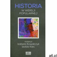 Historia w wersji popularnej (324 str.) - ogłoszenia A6.pl